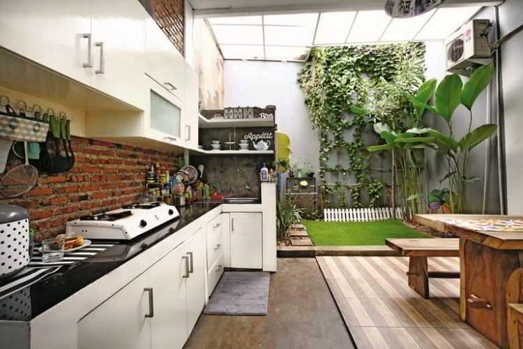 model-dapur-semi-terbuka-minimalis